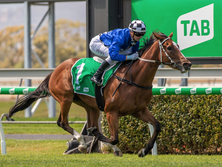 Mill Park Raised Seradess takes out the Listed Cinderella Stakes ( March 8 2021)
